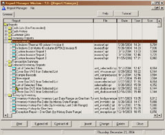 DVD Rental Software Report Manager