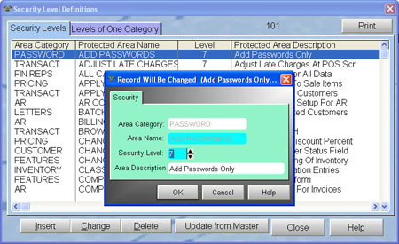 DVD Rental Software Security